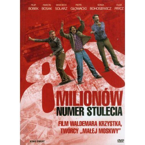 Waldemar Krzystek - 80 milionów z plyta DVD - Preis vom 08.05.2021 04:52:27 h