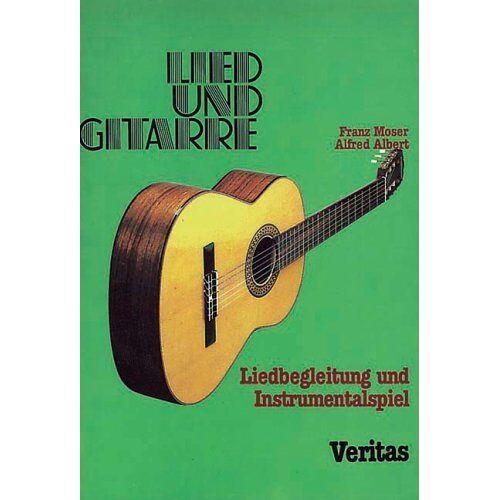 - Lied und Gitarre. Liedbegleitung und Instrumentalspiel - Preis vom 16.05.2021 04:43:40 h