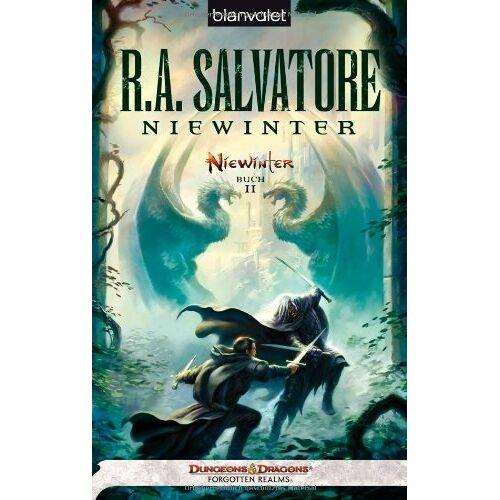 R.A. Salvatore - Niewinter 2: Niewinter - Preis vom 22.01.2021 05:57:24 h