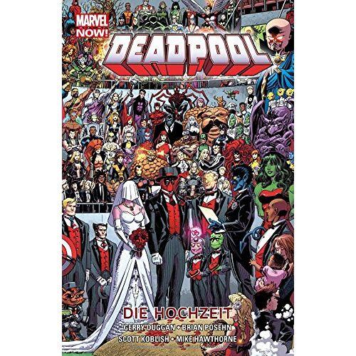 Brian Posehn - Deadpool - Marvel Now!: Bd. 5: Die Hochzeit - Preis vom 14.11.2019 06:03:46 h