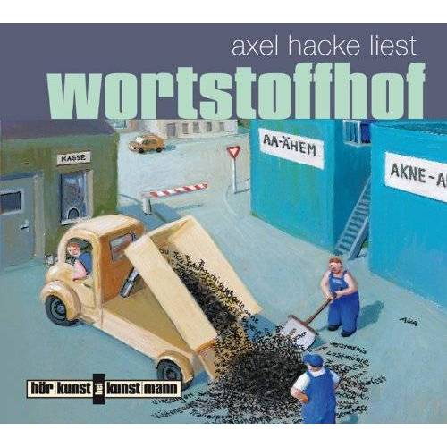 Axel Hacke - Wortstoffhof - Preis vom 20.10.2020 04:55:35 h