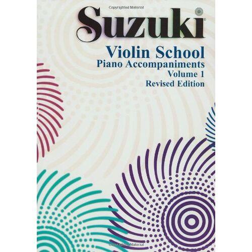 Suzuki Violin School, Vol 1: Piano Acc (Suzuki Violin School, Piano Accompaniments) - Preis vom 05.05.2021 04:54:13 h