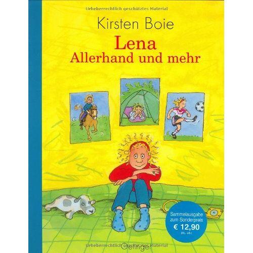 Kirsten Boie - Lena. Allerhand und mehr - Preis vom 21.10.2020 04:49:09 h