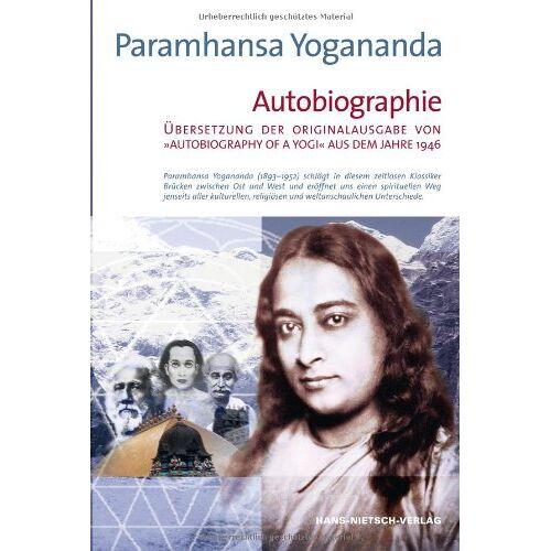 Paramhansa Yogananda - Autobiographie - Preis vom 05.03.2021 05:56:49 h
