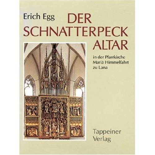 Erich Egg - Der Schnatterpeck-Altar - Preis vom 05.09.2020 04:49:05 h