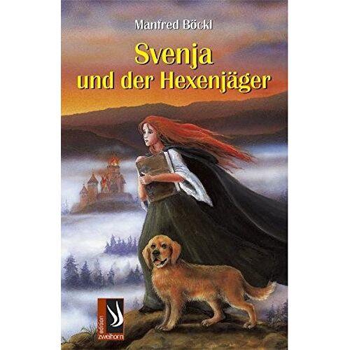 Manfred Böckl - Svenja und der Hexenjäger - Preis vom 20.10.2020 04:55:35 h