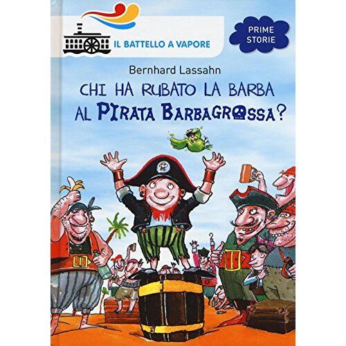 Piemme - Lassahn, Bernhard Chi Ha Rubato la Barba Al Pira - Preis vom 05.03.2021 05:56:49 h
