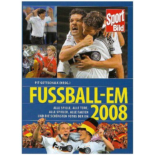 Pit Gottschalk - Fußball-EM 2008 - Preis vom 03.05.2021 04:57:00 h