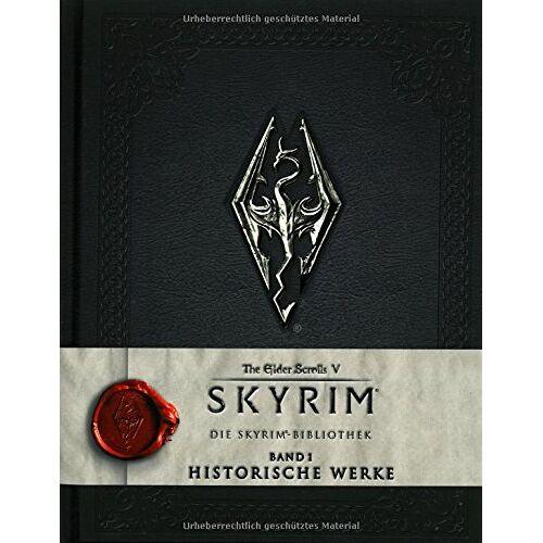 Titan The Elder Scrolls V: Skyrim: Die Skyrim-Bibliothek, Teil 1: Historische Werke - Preis vom 08.03.2021 05:59:36 h