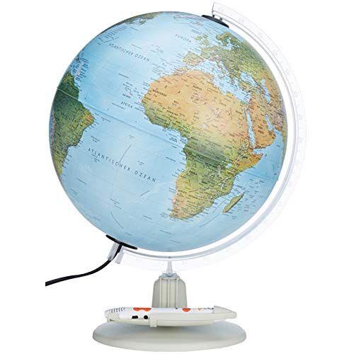 - Parlamondo II: Interaktiver Globus mit Doppelbild (Interaktiver Globus mit Hörstift) - Preis vom 17.01.2020 05:59:15 h