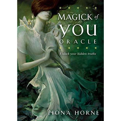 Fiona Horne - MAGICK OF YOU ORACLE (Rockpool Oracle Card) - Preis vom 18.04.2021 04:52:10 h
