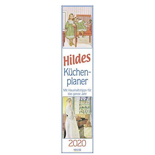 Korsch Verlag - Hildes Küchenplaner 2020: Langplaner - Preis vom 05.09.2020 04:49:05 h