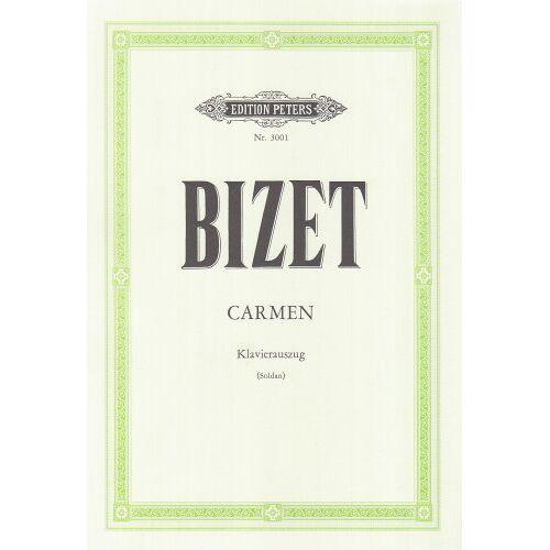 Georges Bizet - Carmen (Oper in vier Akten): Klavierauszug vom Komponisten - Preis vom 21.04.2021 04:48:01 h