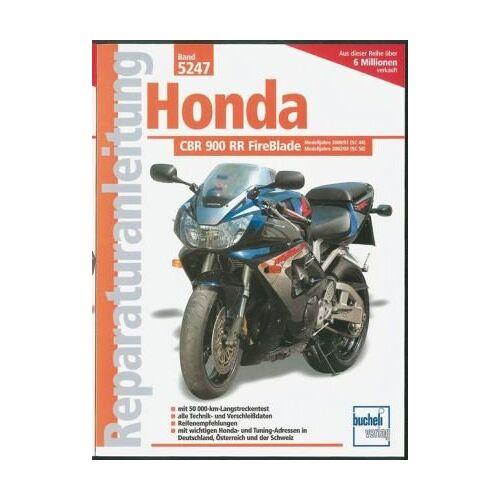 - Honda CBR 900 RR FireBlade: Motorrad- Reparaturanleitung (Reparaturanleitungen) - Preis vom 21.10.2020 04:49:09 h