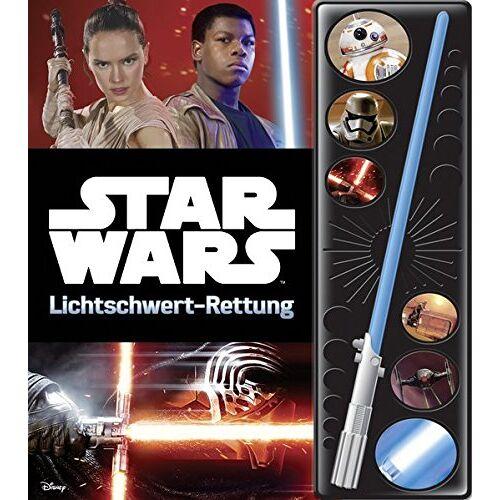 Disney Star Wars Lichtschwert-Rettung - Preis vom 18.04.2021 04:52:10 h