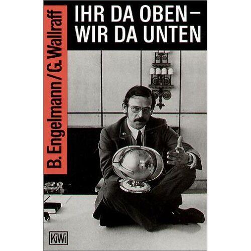 Bernt Engelmann - Ihr da oben - wir da unten - Preis vom 16.05.2021 04:43:40 h