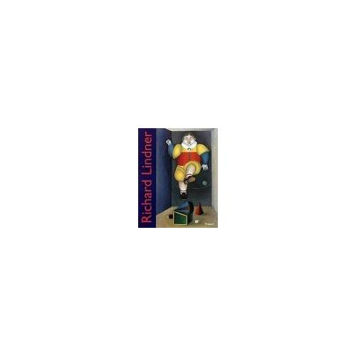 Richard Lindner - Richard Lindner. Gemälde und Aquarelle 1948 - 1977 - Preis vom 20.10.2020 04:55:35 h