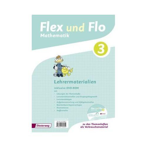 - Flex und Flo - Ausgabe 2014, Lehrermaterialien 3 mit DVD-ROM, Für die Version als Verbrauchsmaterial - Preis vom 07.05.2020 05:00:41 h