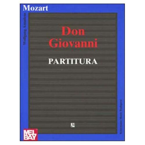 Mozart, Wolfgang Amadeus - Don Giovanni, Partitur (Operas, Partitura) - Preis vom 20.10.2020 04:55:35 h
