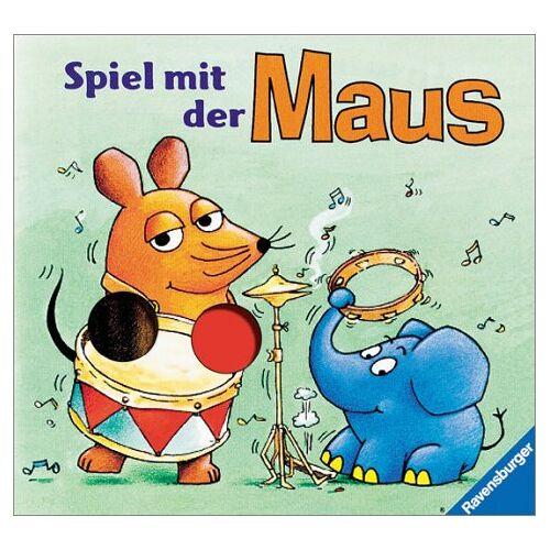Ina Steinmetz - Die Maus: Spiel mit der Maus: Löcher zum Durchgreifen in den Seiten - Preis vom 08.05.2021 04:52:27 h