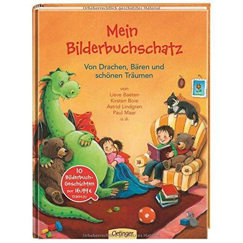 Dorothy Palanza - Mein Bilderbuchschatz. Von Drachen, Bären und: Mein Bilderbuchschatz. Von Drachen, Bären und schönen Träumen - Preis vom 18.10.2020 04:52:00 h