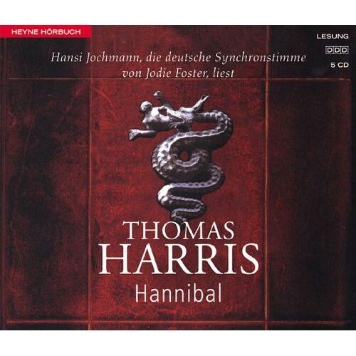 - Hannibal, 6 Audio-CDs - Preis vom 15.04.2021 04:51:42 h