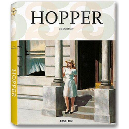 Ivo Kranzfelder - Hopper: 25 Jahre TASCHEN (Big Art) - Preis vom 17.04.2021 04:51:59 h