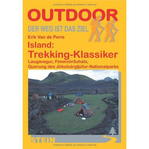 Erik Van de Perre - Island: Trekking-Klassiker: Laugavegur, Fimmvörouháls, Querung des Jökulsárgljúfur-Nationalparks - Preis vom 20.10.2020 04:55:35 h