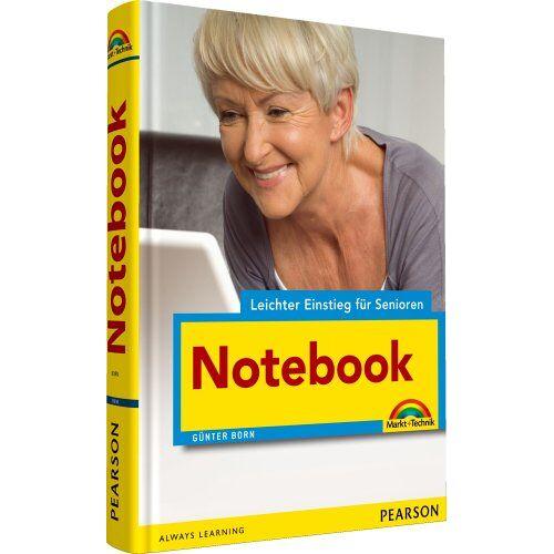 Günter Born - Notebook - leichter Einstieg für Senioren - mit Win 7 und Office 2010 - Preis vom 19.10.2020 04:51:53 h