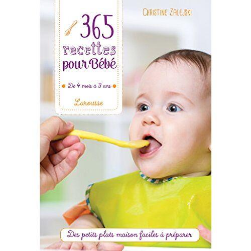 - 365 recettes pour bébé - Preis vom 15.01.2021 06:07:28 h
