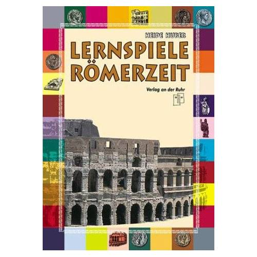 Heide Huber - Lernspiele Römerzeit - Preis vom 28.11.2020 05:57:09 h
