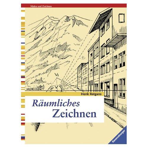 Henk Rotgans - Räumliches Zeichnen - Preis vom 10.04.2021 04:53:14 h