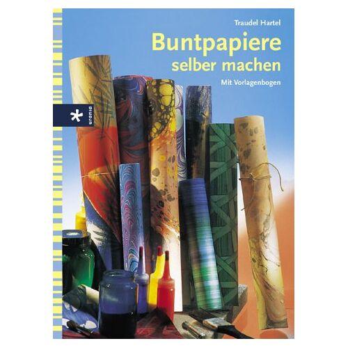 Traudel Hartel - Buntpapiere selber machen - Preis vom 08.03.2021 05:59:36 h