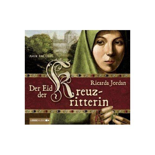Ricarda Jordan - Der Eid der Kreuzritterin - Preis vom 12.05.2021 04:50:50 h