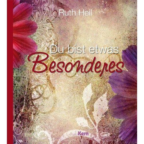 Ruth Heil - Du bist etwas Besonderes - Preis vom 05.05.2021 04:54:13 h