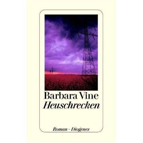 Barbara Vine - Heuschrecken - Preis vom 15.05.2021 04:43:31 h