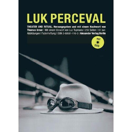 Luk Perceval - Luk Perceval. Theater und Ritual - Preis vom 05.09.2020 04:49:05 h