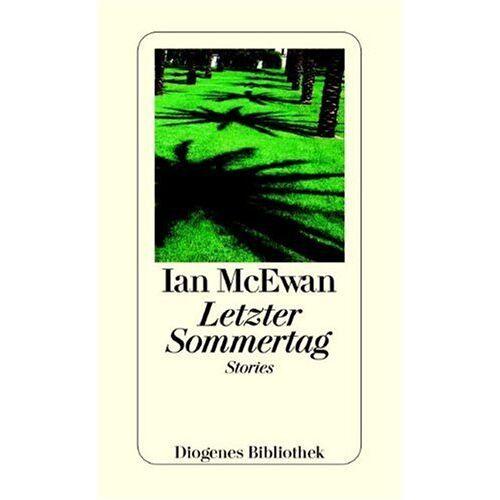 Ian McEwan - Letzter Sommertag - Preis vom 13.04.2021 04:49:48 h