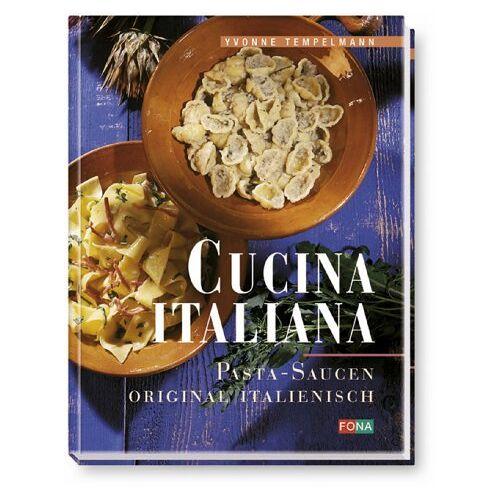 - Cucina italiana - Pasta-Saucen - Preis vom 20.10.2020 04:55:35 h