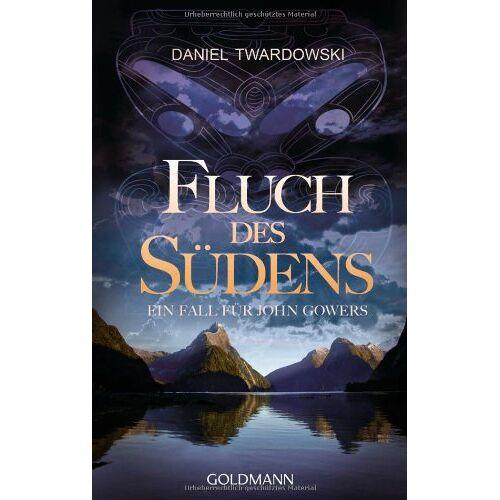 Daniel Twardowski - Fluch des Südens: Ein Fall für John Gowers - Preis vom 22.04.2021 04:50:21 h
