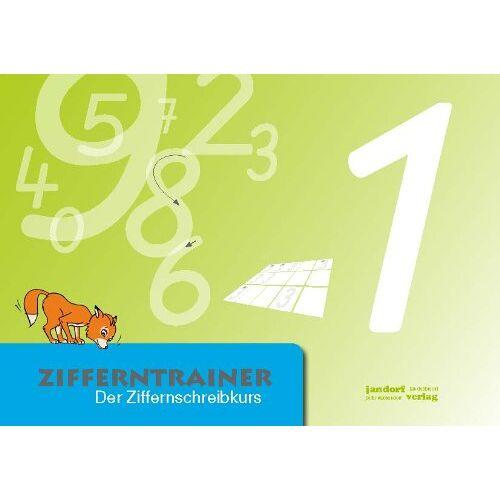 Thomas Auras - Zifferntrainer: Der Ziffernschreibkurs - Preis vom 13.04.2021 04:49:48 h