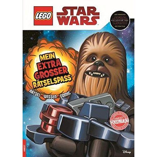 - LEGO® Star Wars™ - Mein extragroßer Rätselspaß - Preis vom 08.12.2019 05:57:03 h