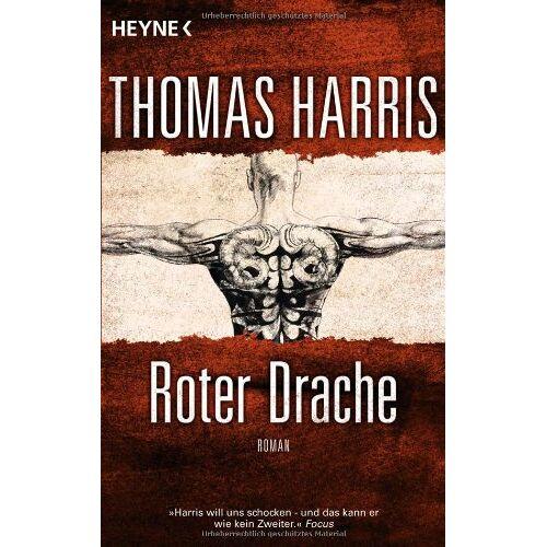 Thomas Harris - Roter Drache: Roman - Preis vom 07.05.2021 04:52:30 h