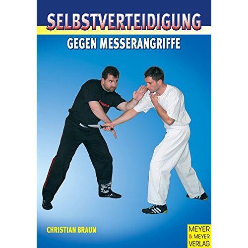 Braun Selbstverteidigung gegen Messerangriffe - Preis vom 20.10.2020 04:55:35 h