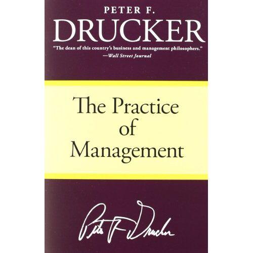 Drucker, Peter F. - The Practice of Management - Preis vom 14.05.2021 04:51:20 h