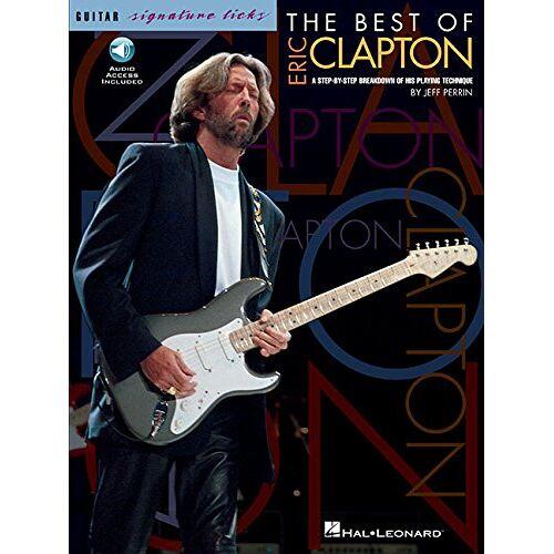 Eric Clapton - The Best of Eric Clapton (Guitar Signature Licks) - Preis vom 13.05.2021 04:51:36 h