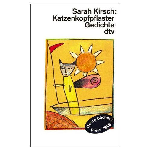 Sarah Kirsch - Katzenkopfpflaster. Gedichte. - Preis vom 17.04.2021 04:51:59 h