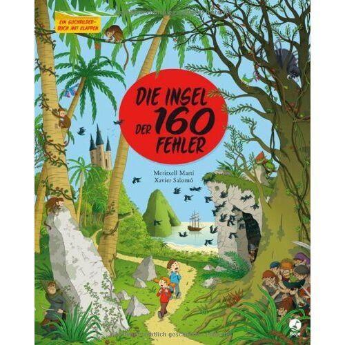 Meritxell Marti - Die Insel der 160 Fehler - Preis vom 09.04.2021 04:50:04 h