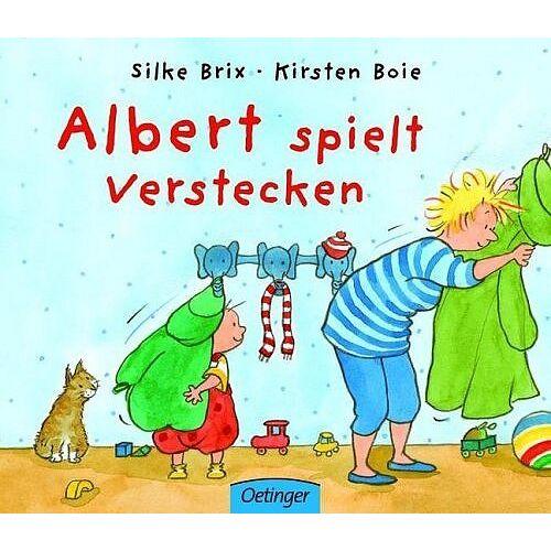 Silke Brix - Albert spielt Verstecken - Preis vom 22.04.2021 04:50:21 h
