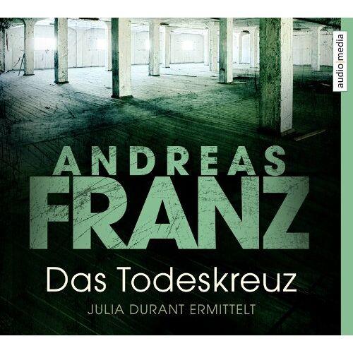 Andreas Franz - Das Todeskreuz - Preis vom 05.09.2020 04:49:05 h